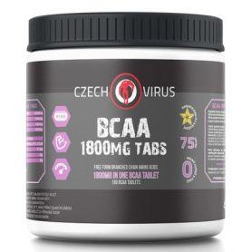 Czech Virus - BCAA 1800 150 tabliet