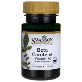 Swanson - Beta Carotene 100cps