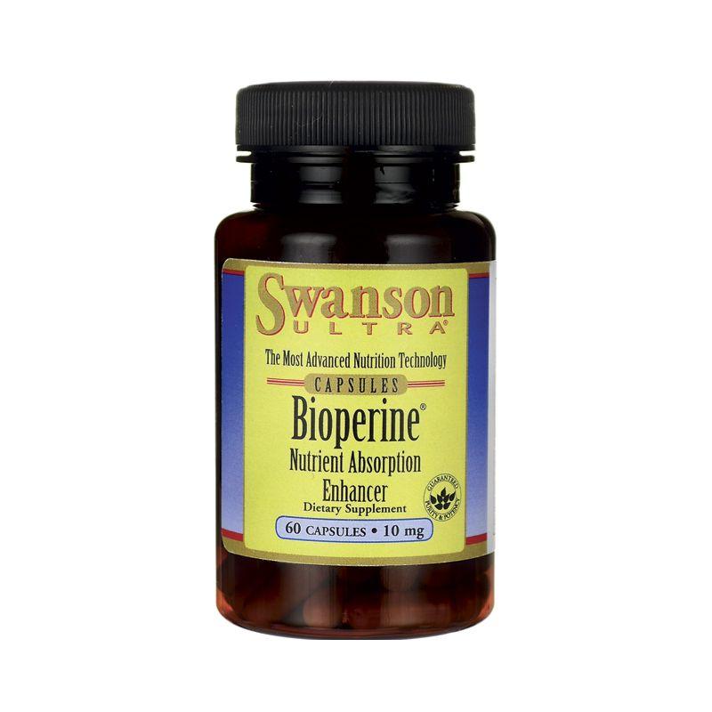 Swanson - Bioperine 60cps