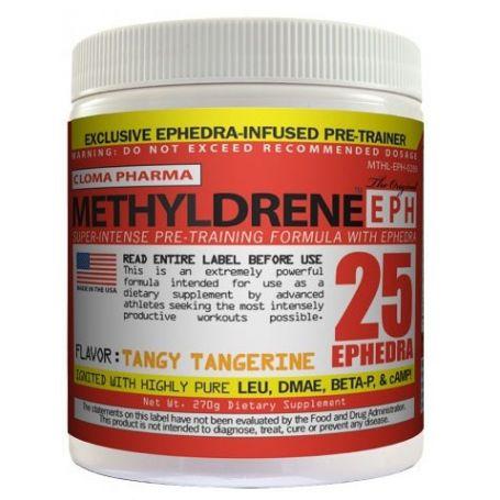 Methyldrene - Cloma Pharma 270g