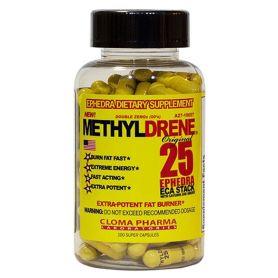 Methyldrene 100cps