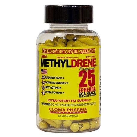Cloma Pharma- Methyldrene 100cps
