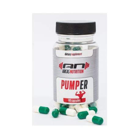 Pumper 90caps- Arcas Nutrition