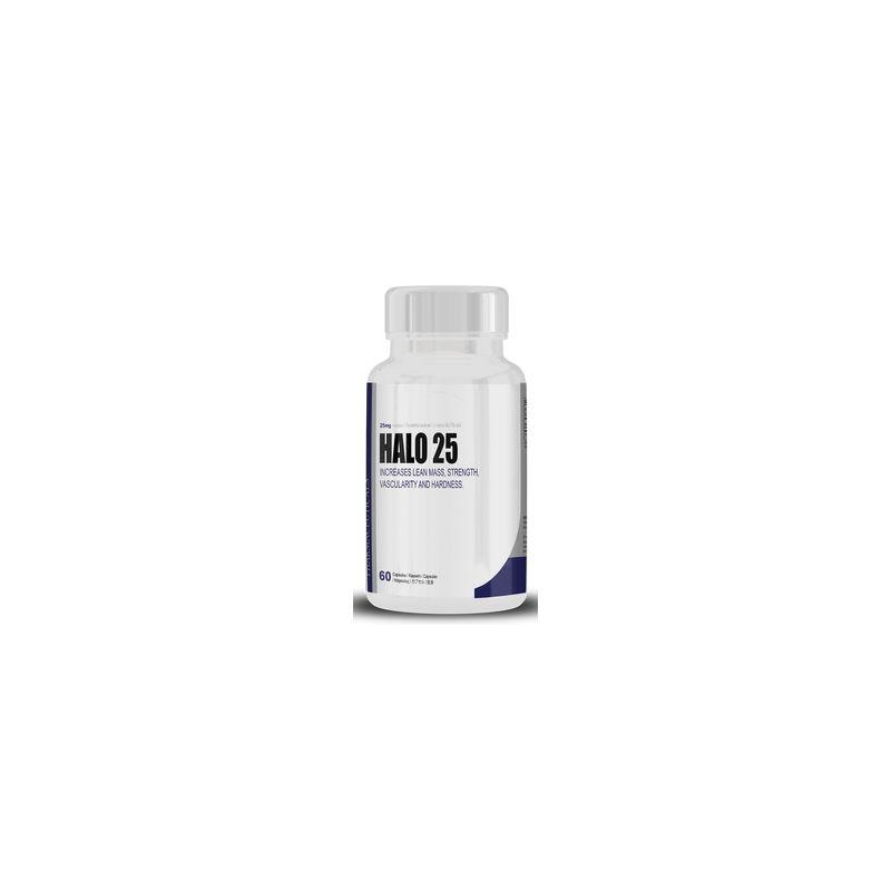 German Pharmaceuticals - Halo 25 60cps
