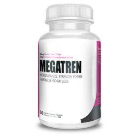 German Pharmaceuticals - Megatren 60 kapsúl
