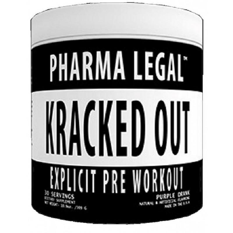 Pharma Legal - Kracked Out 30 dávok
