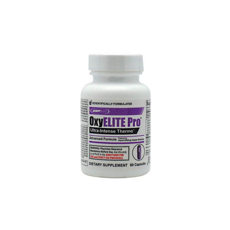 laboratoarele usp oxyelite pro fat burner