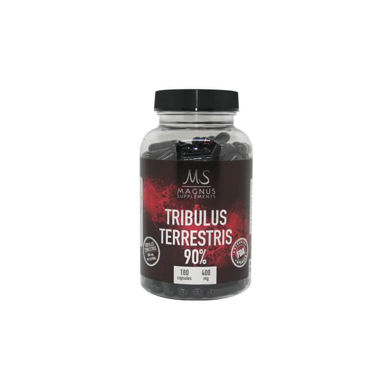 Magnus Supplements - Tribulus Terrestris 180 kapsúl