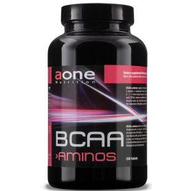 AONE-  BCAA Aminos 250 tabliet