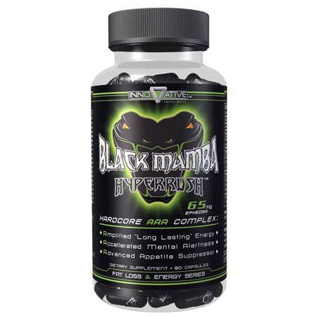 5ks- Black Mamba Innovative Diet Labs 90 kapsúl