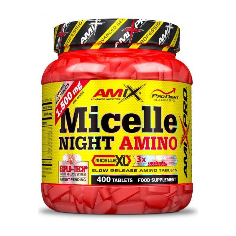 Amix - Micelle night Amino 400 tabliet