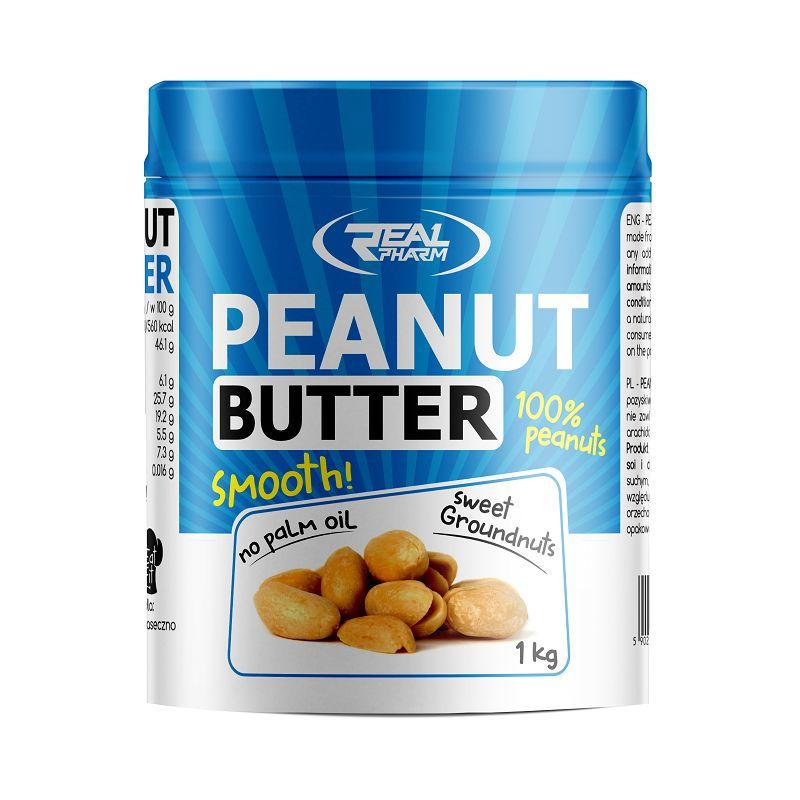Real Pharm -Peanut Butter 1000g
