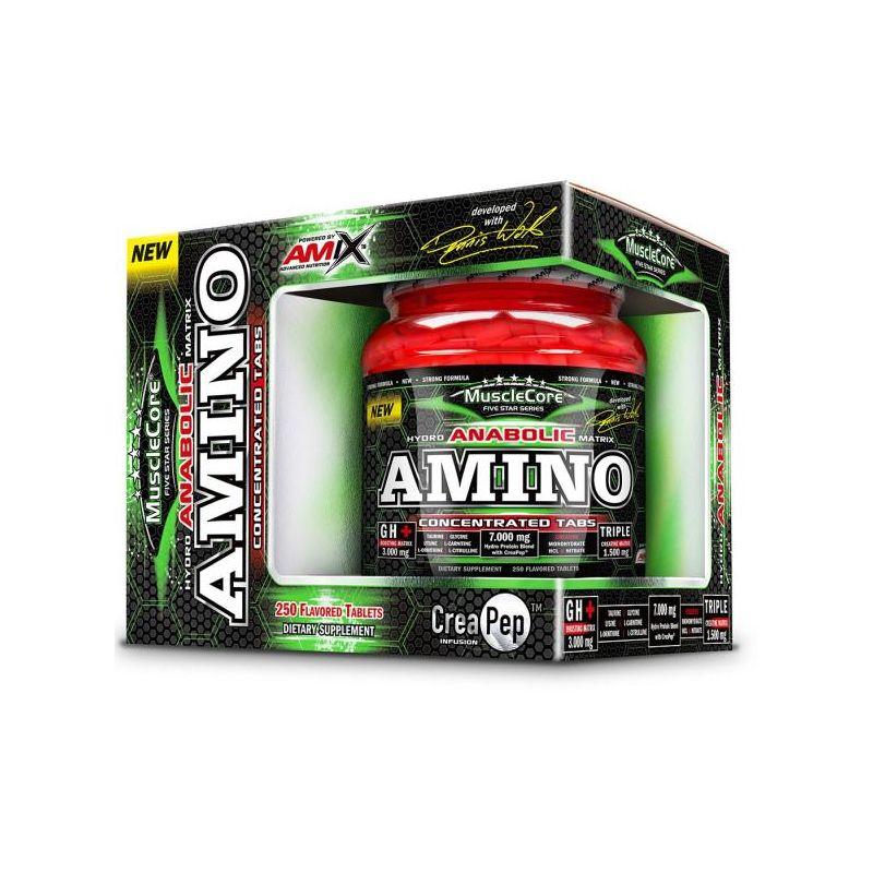 Amix - Amino Tabs with CreaPep 250 tabliet