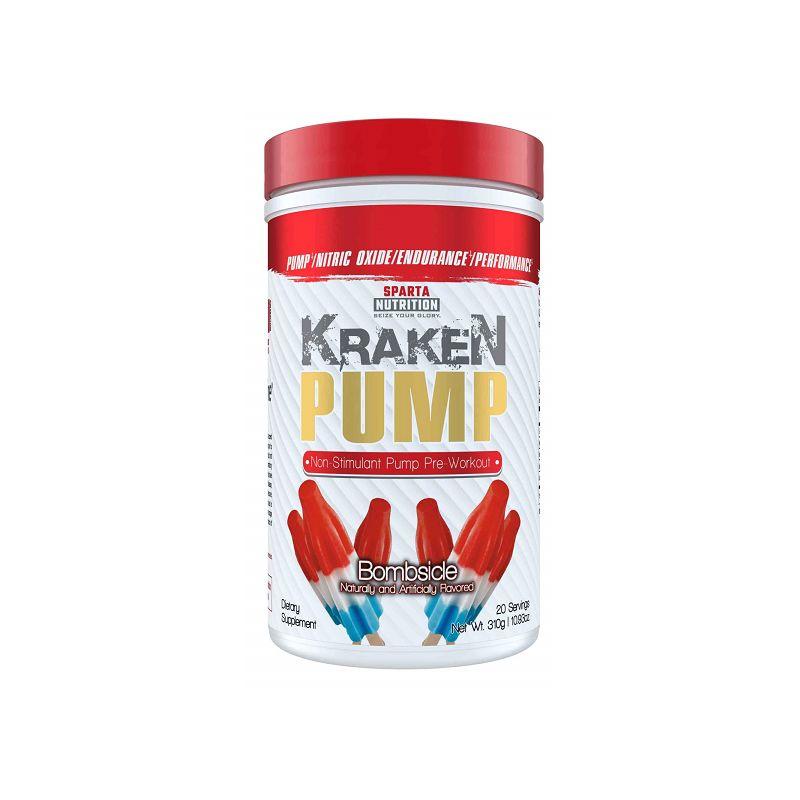 Sparta Nutrition - Kraken Pump 310g