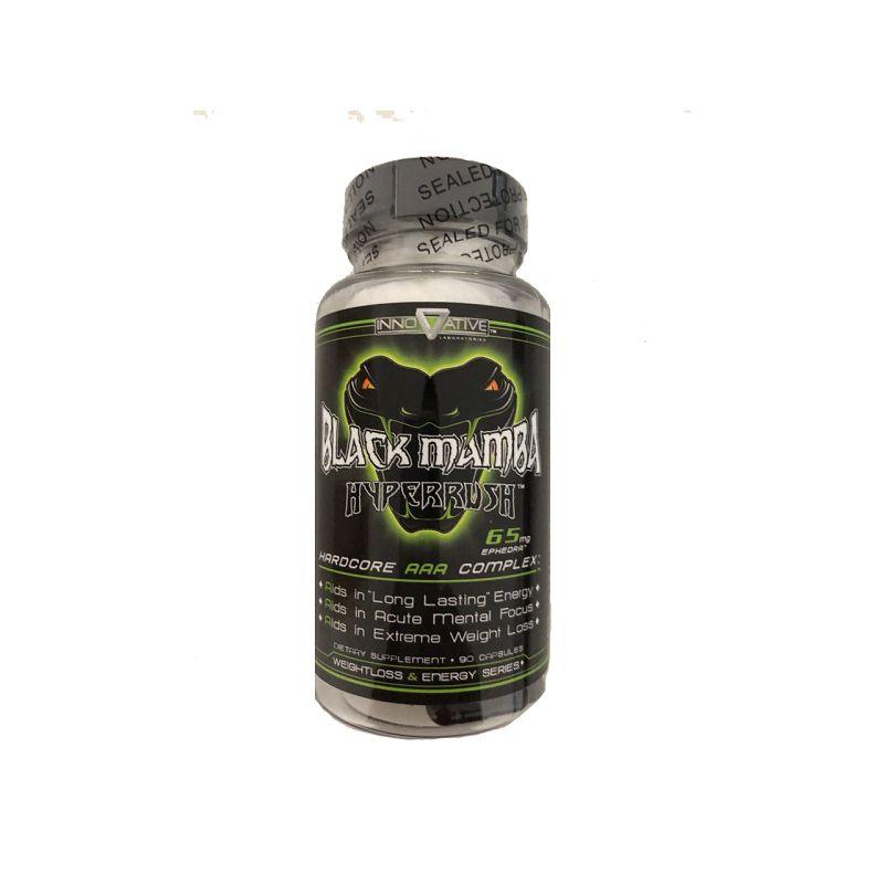 Innovative Laboratories - Black Mamba 90 kapsúl ( USA ORIGINAL)