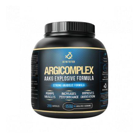 DG Nutrition -  ARGICOMPLEX 200 tabliet