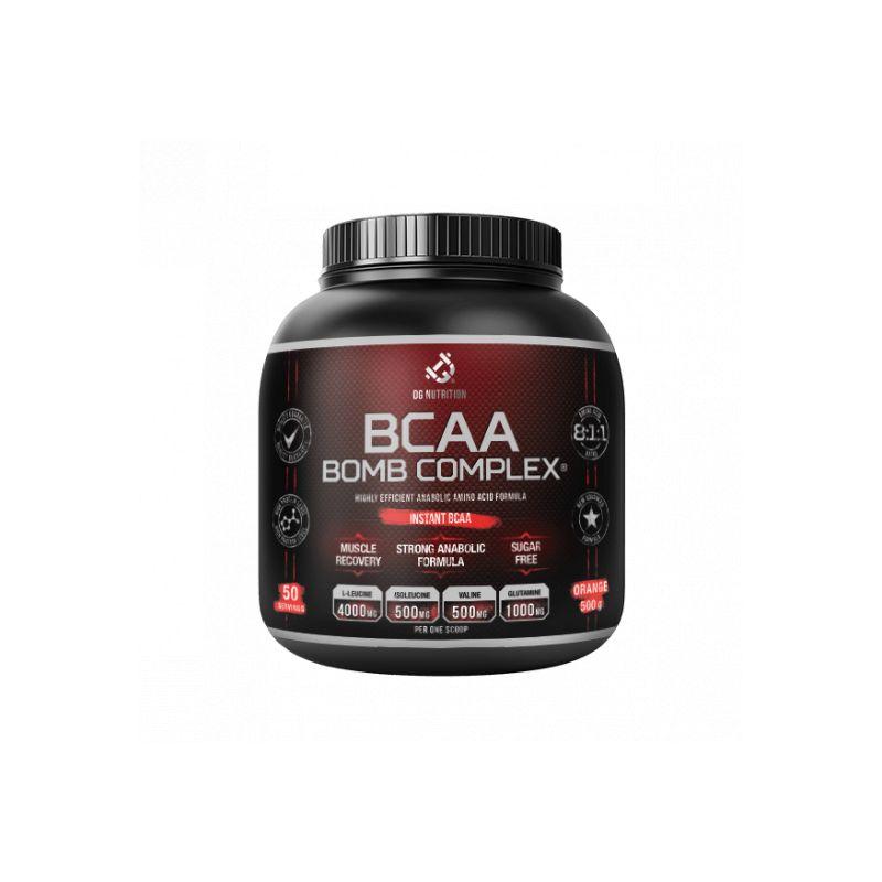 DG Nutrition - BCAA BOMB COMPLEX 500g