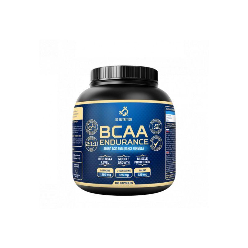 DG Nutrition - BCAA ENDURANCE 100 tabliet