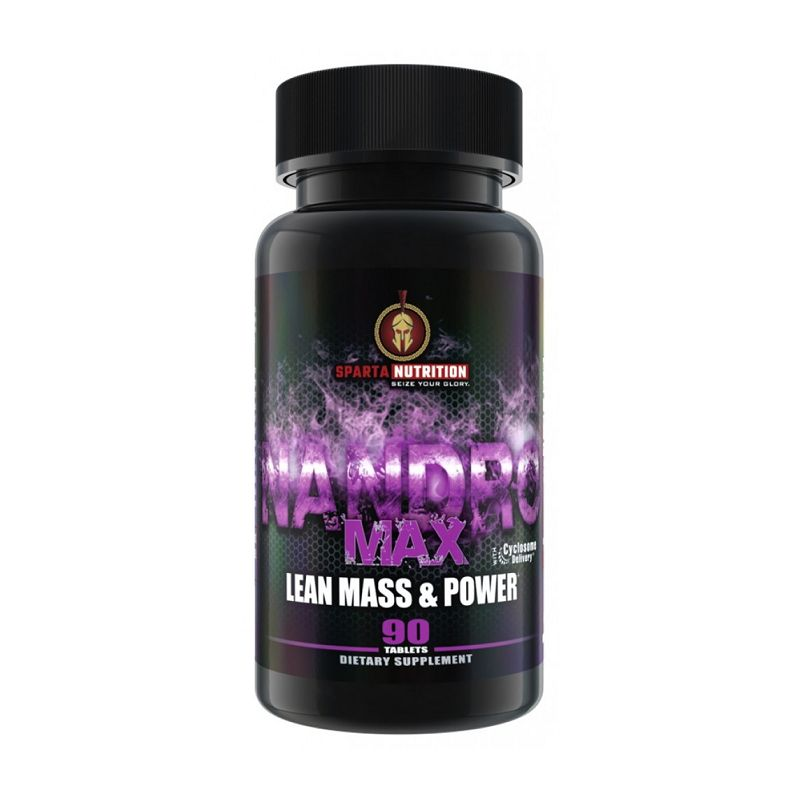 Sparta Nutrition - Nandro Max 90 kapsúl