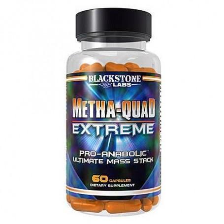 Blackstone Labs - METHA-QUAD 60 kapsúl