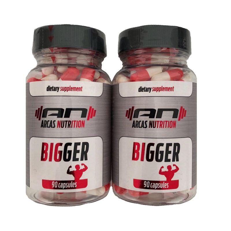2ks Bigger 90 caps- Arcas Nutrition