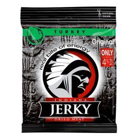 Indiana Jerky - Morčacie Original 25 g