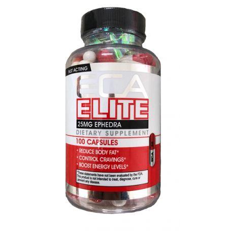 Eca Elite 100 kapsúl - Hard Rock Supplements