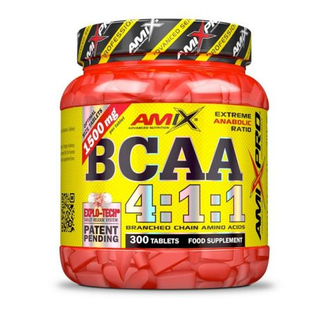 Amix - BCAA 4:1:1 300 tabliet