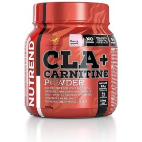 Nutrend - CLA + Carnitine Powder 300 g