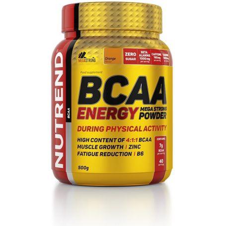 NUTREND - BCAA ENERGY MEGA STRONG POWDER 500g