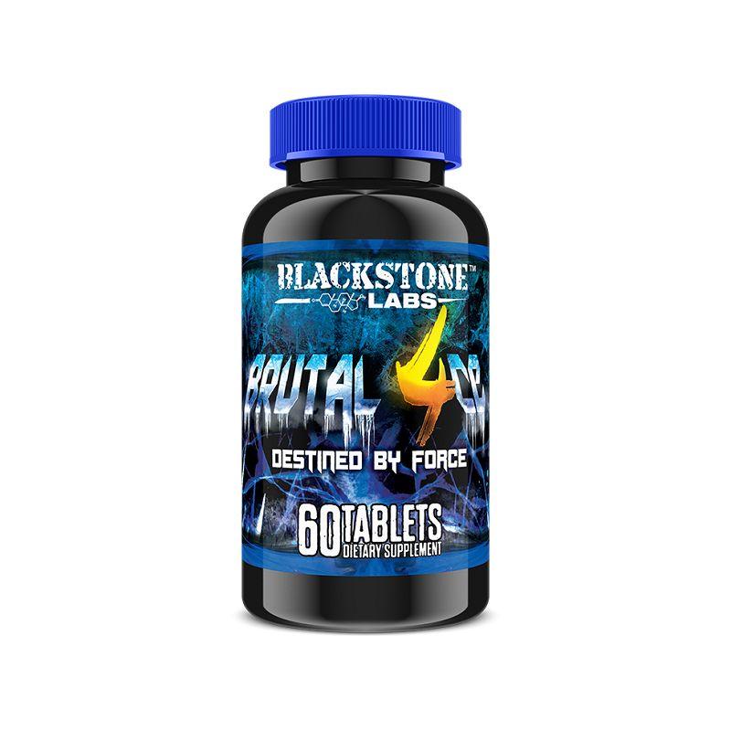 Blackstone Labs - Brutal 4CE 60 tabliet
