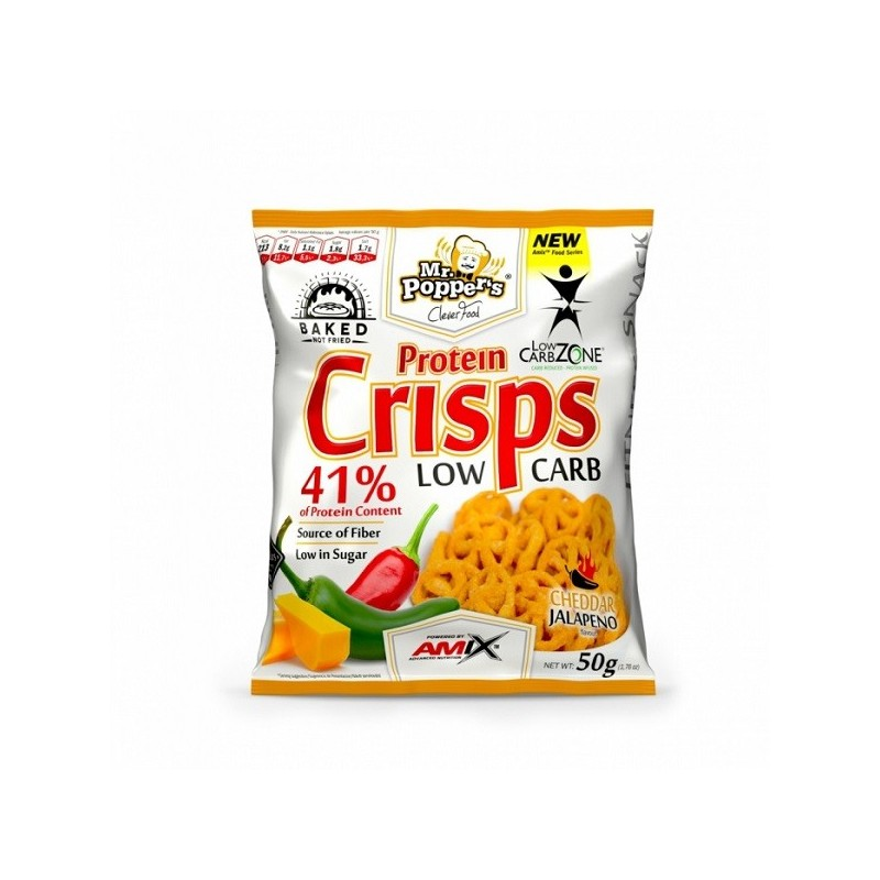 Amix Nutrition Protein Crisps 50 g