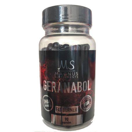 Magnus Supplements - Geranabol 90 kapsúl