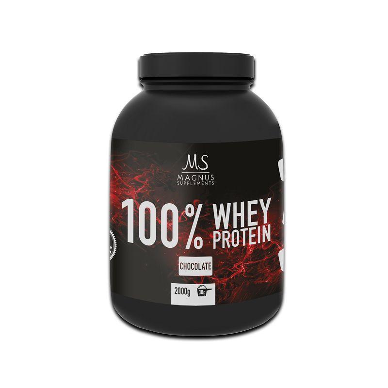 Magnus Supplements - 100% Whey protein 2000g