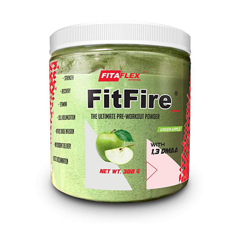 Fitaflex - Fitfire 388g