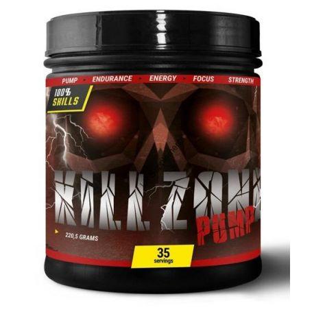 100% Skills Kill Zone Pump 221g