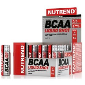 Nutrend BCAA Liquid Shot 2:1:1 60ml
