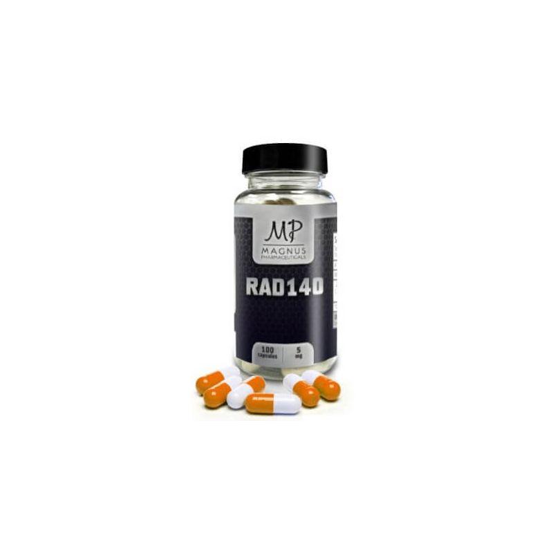 Magnus Pharmaceuticals - Rad 140 100 kapsúl