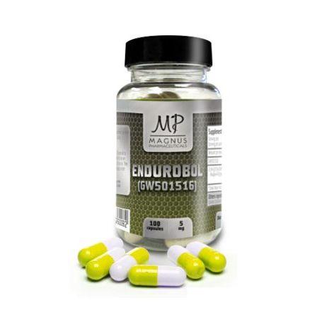 Magnus Pharmaceuticals - Endurobol ( GW50516) 100 kapsúl
