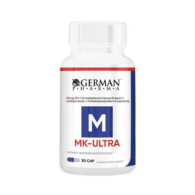 German Pharmaceuticals Ibutamoren MK677 30 tabliet