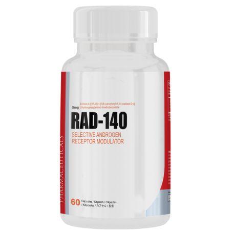 German Pharmaceuticals - Rad 140 60 kapsúl