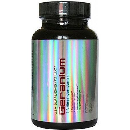 USA Supplements LLC - Geranium 150 KAPSÚL