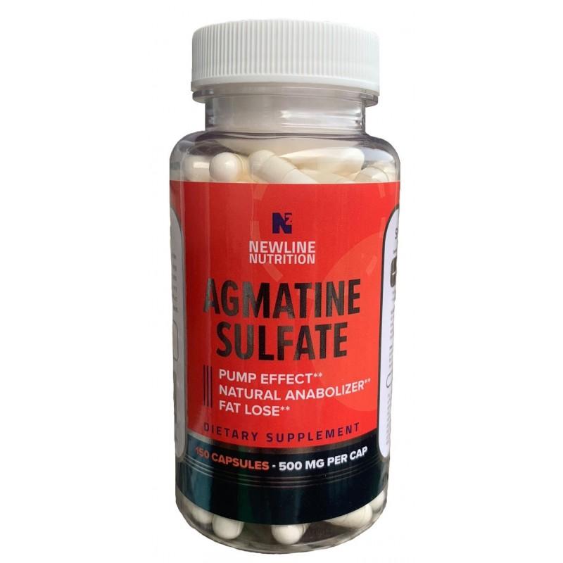 Newline Nutrition - Agmatine sulfate 150 kapsúl