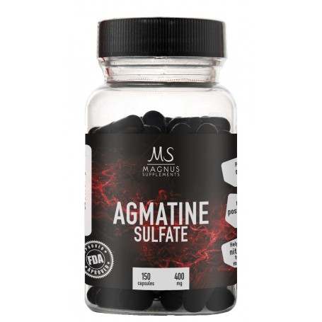 Magnus Supplements - Agmatine sulfate 150 kapsúl