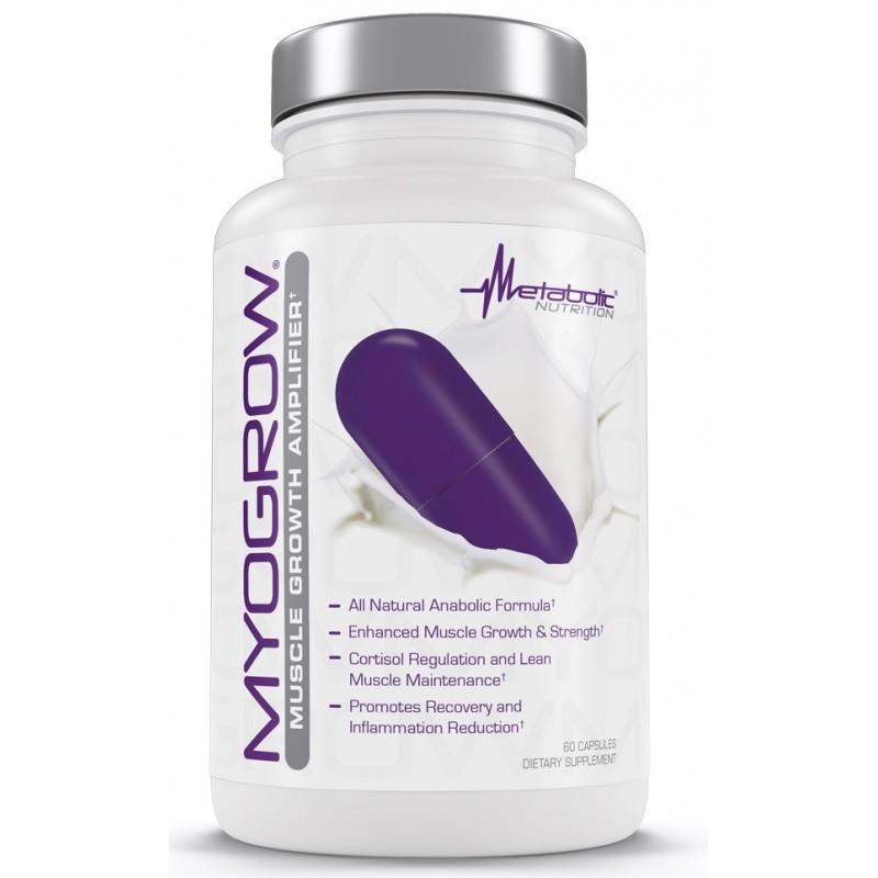 Metabolic nutrition - MYOGROW 90 kapsúl
