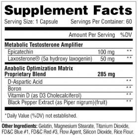 Metabolic nutrition - MYOGROW 90 caps