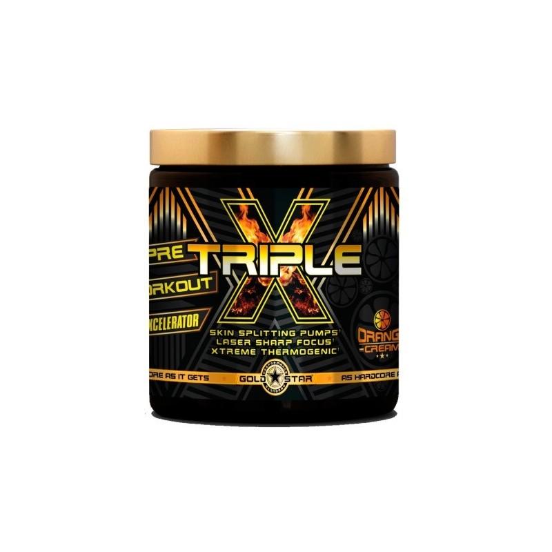GoldStar - Triple X DMHA 300g