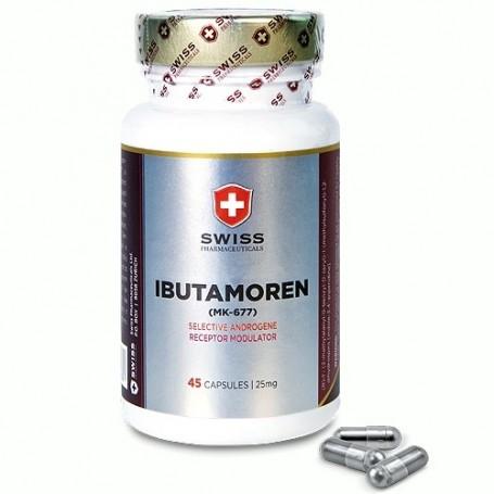SWISS pharmaceuticals IBUTAMOREN MK-677 45 kapsúl