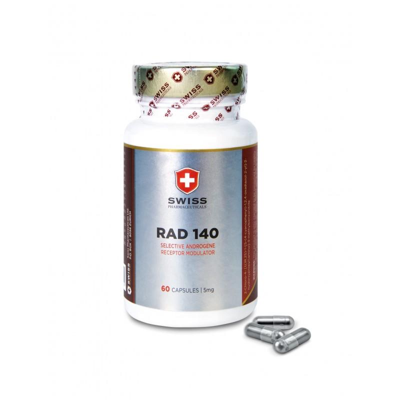 Swiss Pharmaceuticals - RAD 140 60 kapsúl