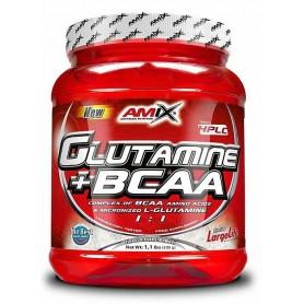 Amix Glutamine + BCAA 530 g